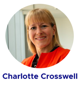 Charlotte Crosswell, Chair of the Open Banking Implementation Entity (OBIE)